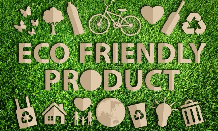 Patronizing eco-friendly products to save nature