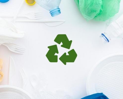 Ways to re-purpose plastic waste