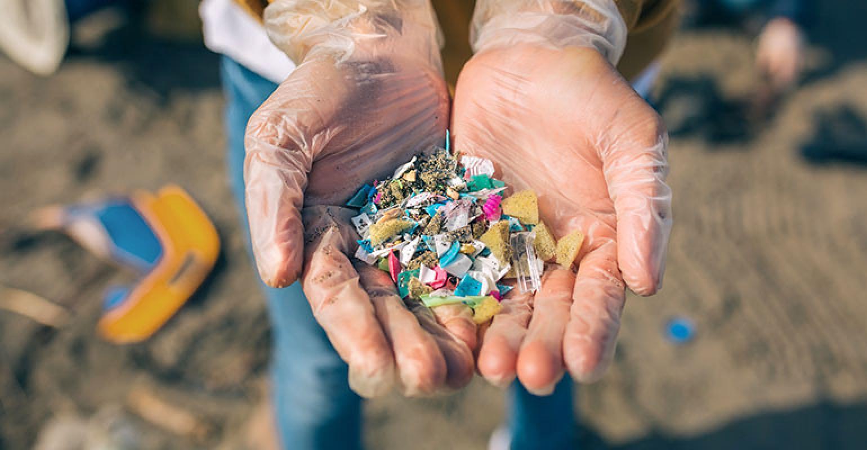 sources of microplastics